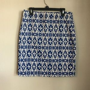 NWOT J Crew Pencil Skirt Size 8